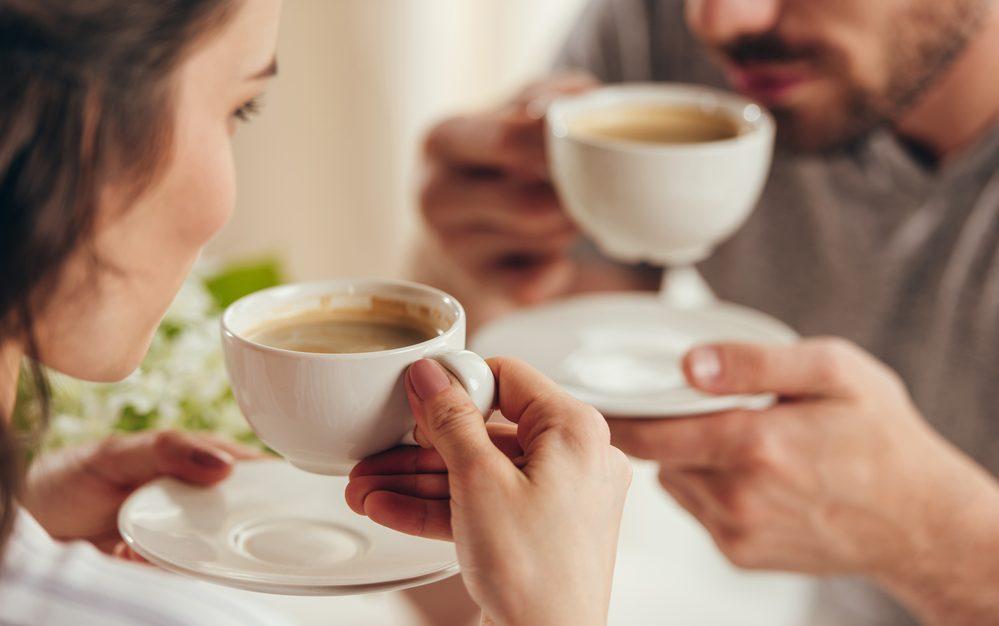 5 Surprising Benefits of Drinking Coffee